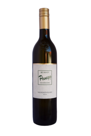 Sauvignon Blanc Klassik 2020 – 0,75 l / € 8,00